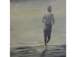 Bilder wie dieses Werk von Antje Horn werden in der Domänenburg Aerzen gezeigt. Foto: Antje Horn