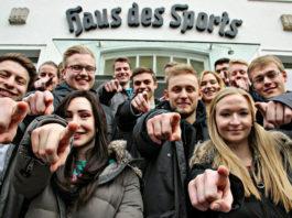 Freiwilliges Soziales Jahr im Sport: Der Regionssportbund sucht Kandidaten. Foto: RSB