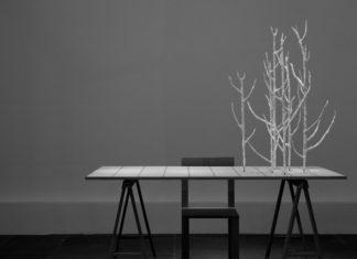 Großformatige Installationen präsentiert Paloma Riewe in der Reihe Kultur im Schloss. Foto: Susann Dietrich