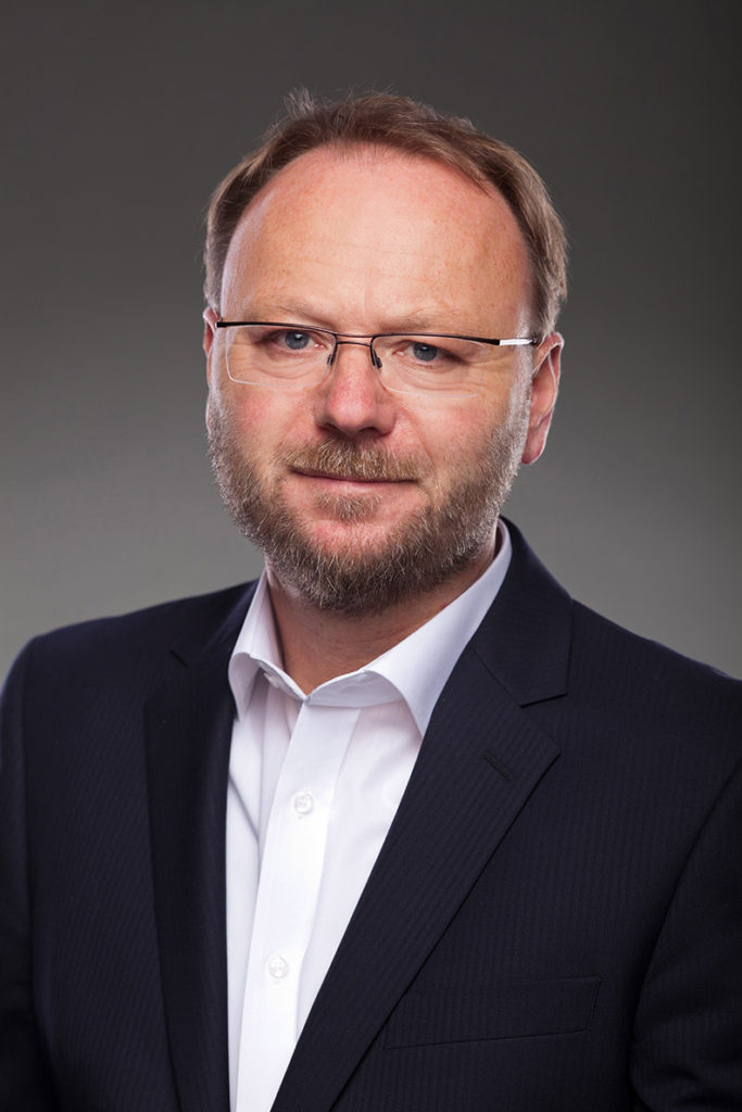 Dr. Alexander Jäger-Bloh, Geschäftsführer der deanGruppe.