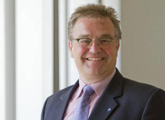 Regionspräsident Hauke Jagau hat sich vorsichtshalber in häusliche Quarantäne begeben. Foto: Region Hannover
