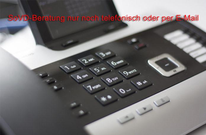 Der Sozialverband Deutschland hat in der Region Hannover alle Beratungsstellen geschlossen. Ratsuchende können sich telefonisch oder per E-Mail an den Verband wenden.