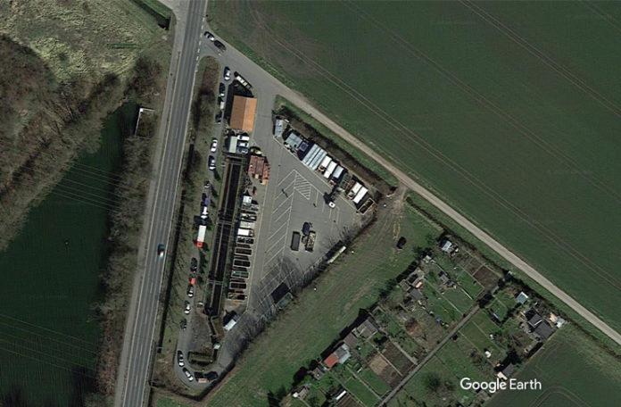 aha hat alle Wertstoffhöfe vorläufig geschlossen - so wie diesen Wertstoffhof in Gehrden.