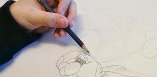 Kreative Kurse bietet die Kunstschule NOA NOA in den Herbstferien in der Kulturfabrik Krawatte an. Foto: NOA NOA