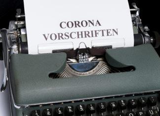 Corona Vorschriften